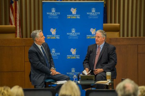 Peacemaker visits Marquette to discuss Iran nuclear deal