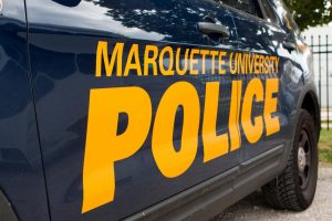 The petition calls on universities to break ties with police departments.    Marquette Wire stock photo.