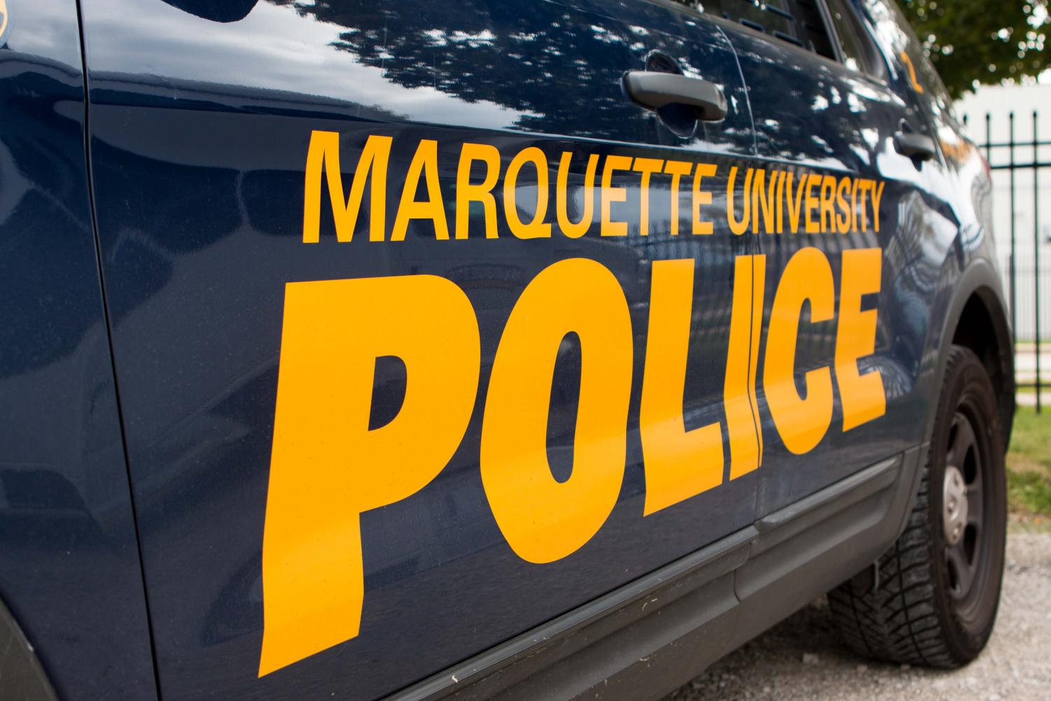 MUPD sent a safety alert to students about the incident. Marquette Wire stock photo.