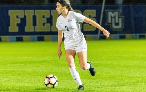 Emily Hess discovers home at left back