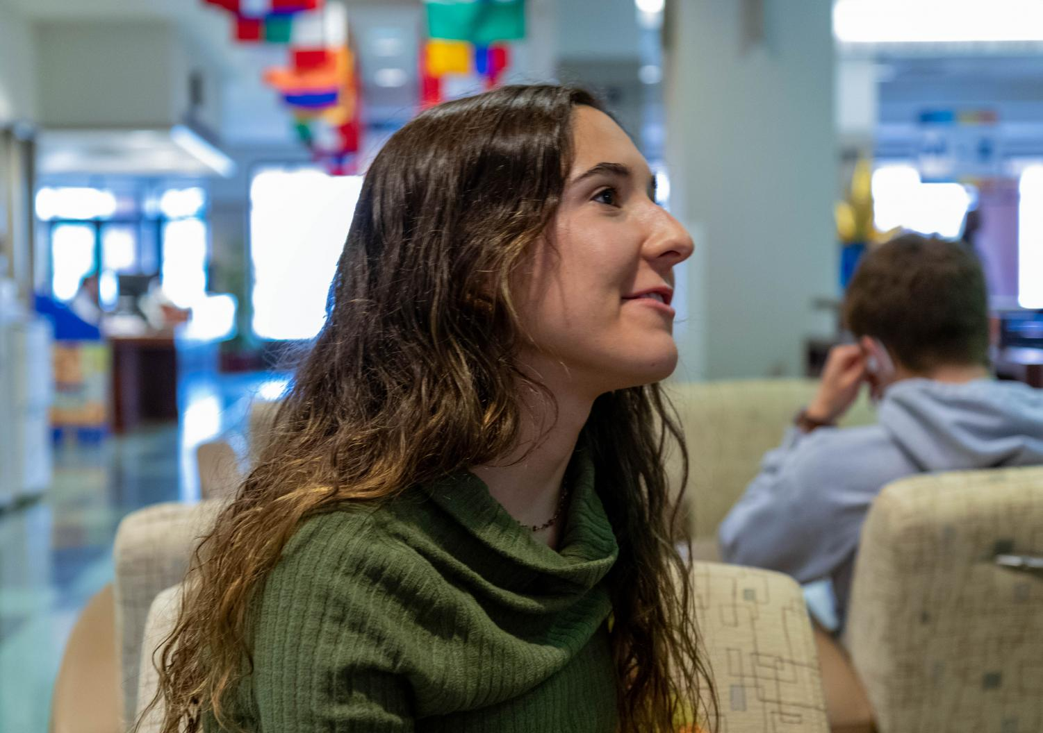 Menzia started the company in her final semester of Marquette.