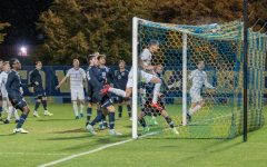 Men's soccer weathers Butler's attack, earns crucial BIG EAST win