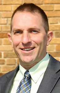 Ian Gonzalez is the new vice president for finance at Marquette University.   Photo courtesy of marquette.edu
