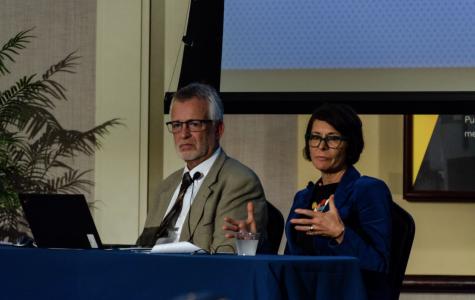 Burleigh Media Ethics Lecture hosts Florida Sun-Sentinel reporters