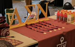Alpha Sigma Nu hosts an event to gain recognition