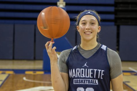 Marquette women's basketball looks for its next Danielle King