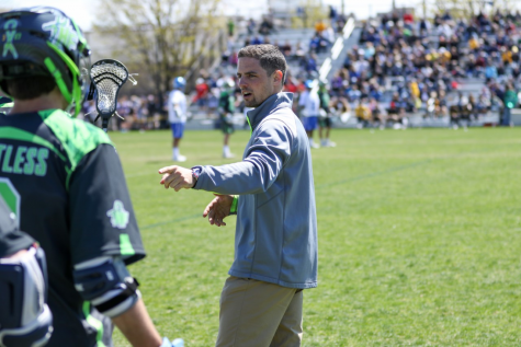 PREVIEW: MLAX set to take on No. 8 Villanova
