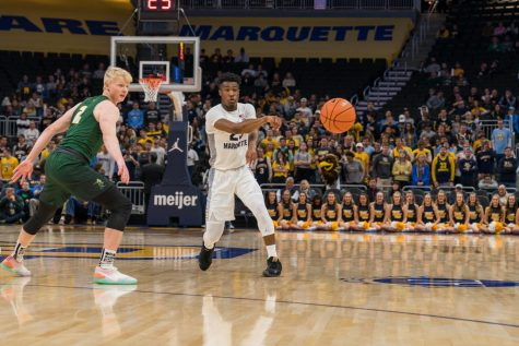 FLOOR SLAPS: Villanova buries Marquette with shooting