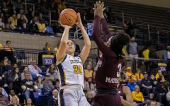Golden Eagles lose to No. 10 Mississippi State despite late lead