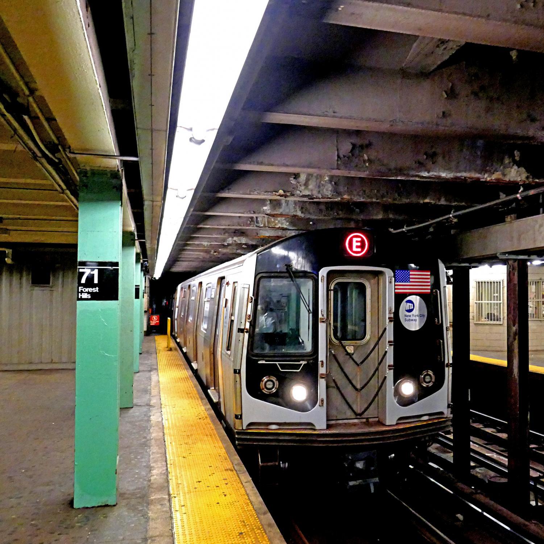 Many riders give New York City subways poor ratings. Photo via Flickr.