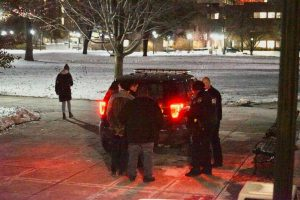 Individual arrested in Wehr Chemistry lobby