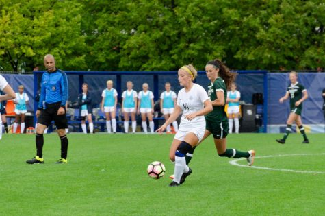 Women's soccer eliminated from postseason play for second straight season