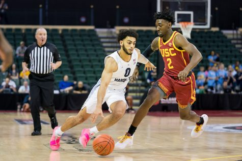Howard becomes men's basketball's all-time leading scorer in win over Loyola Maryland