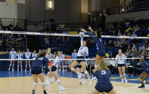 Marquette volleyball ready to host 2019 BIG EAST Championships