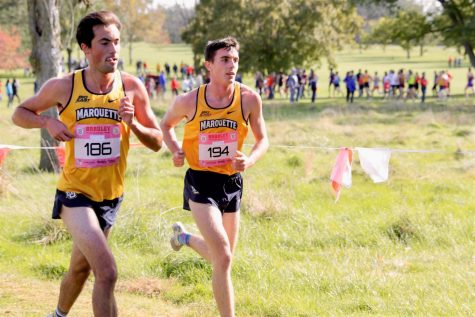 Men's cross country finishes seventh, women struggle at Pre-Nationals