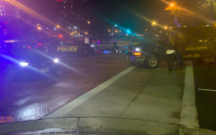 Accident between LIMO, non-MU vehicle occurs on 10th and Wisconsin