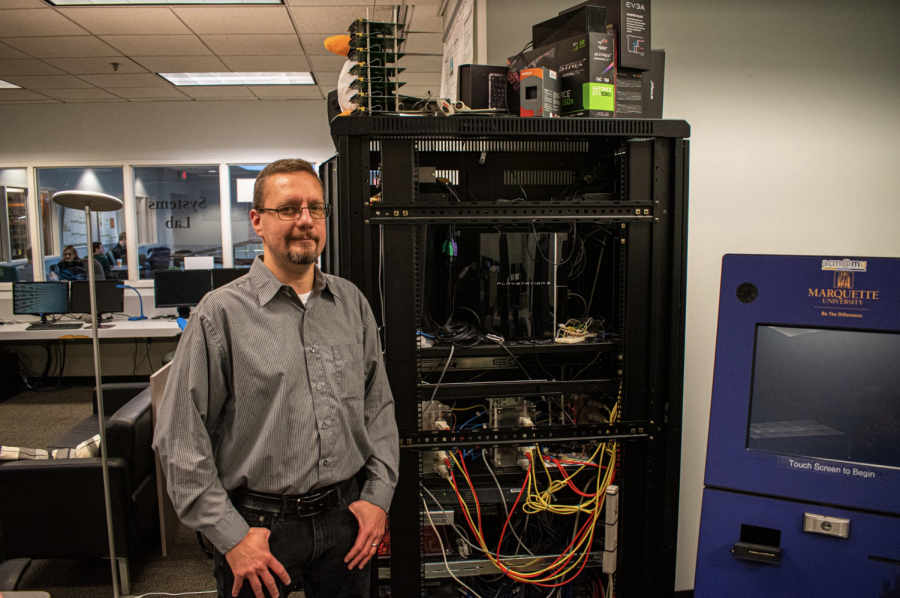 Computer science initiative continues in thanks to grant