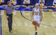 Women's basketball takes down Morgan State despite slow start