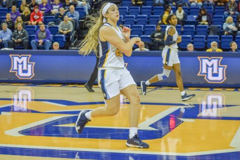 PREVIEW: Durr, Hines-Allen give Golden Eagles tough task in second-round matchup