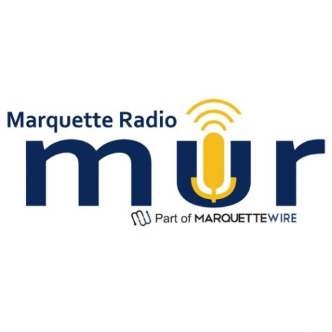 Marquette Radio staff members can