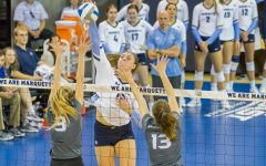 Barber crucial piece to rebuilding Marquette volleyball into top 10 program