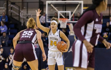 WBB outlasts South Dakota State for big road win