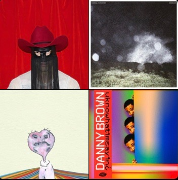 CORDONNIER: Most underrated albums of 2017