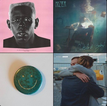 Here are the top 10 albums of 2019 for Marquette Radio music director Reese Seberg.