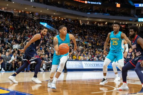 RECAP: Marquette runs past Oregon, advances to NIT quarterfinals