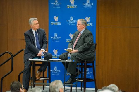 Marquette College of Nursing hosts health care panel
