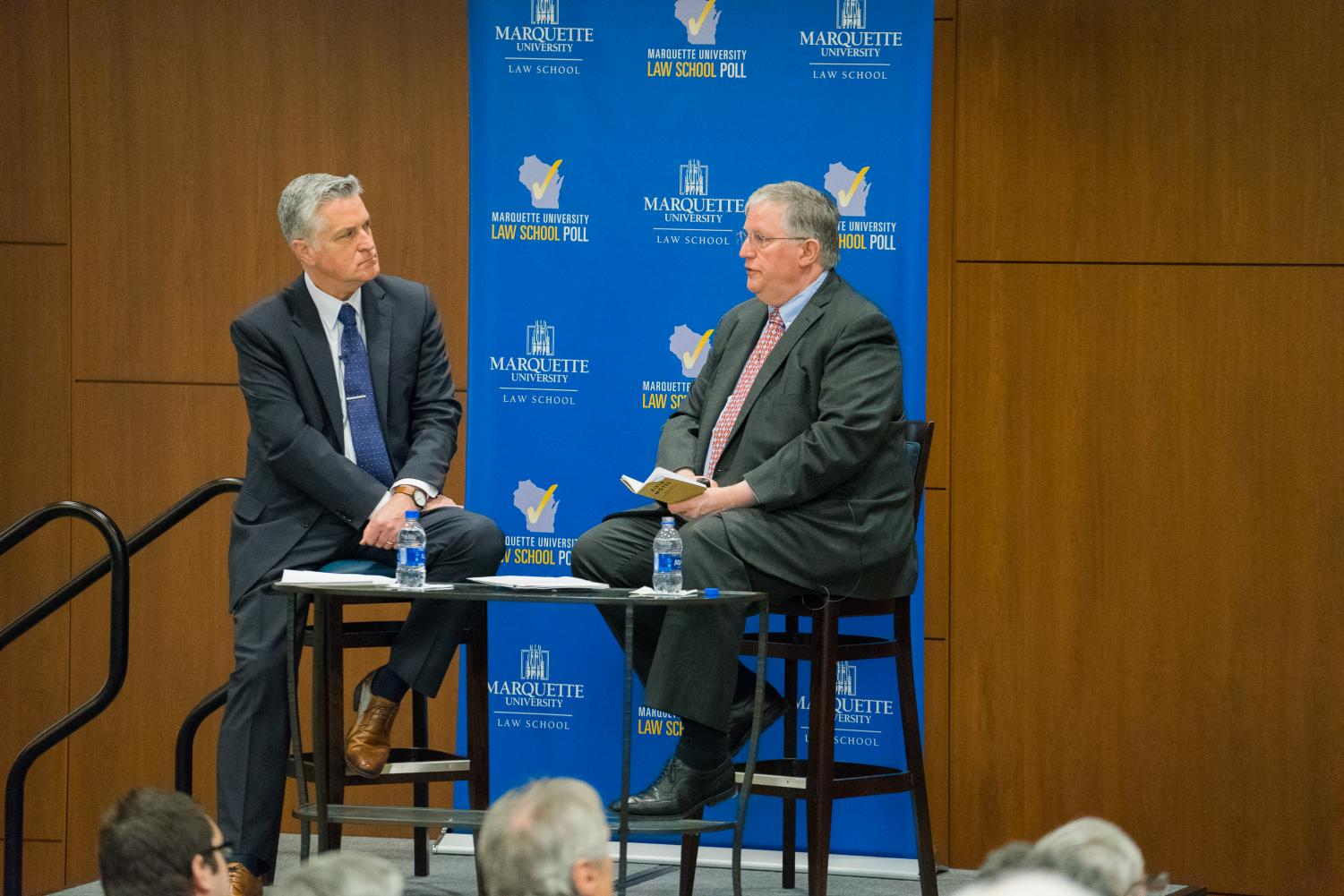 The latest Marquette Law School poll found perceptions to remain largely unchanged regarding impeachment.