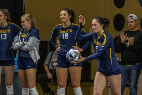 PODCAST: Volleyball holds the No. 1 spot in the BIG EAST