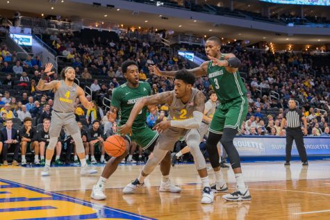 BIG EAST coaches remain optimistic about Marquette despite losing streak