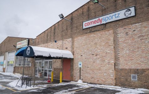 The event will take place Jan. 18 at ComedySportz, located at 420 S. 1st St. Proceeds will go to the charity of a participant's choosing.