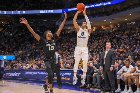 Stevens, Carr end Marquette's NIT run, Rowsey's collegiate career