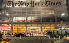 SCHABLIN: The New York Times' endorsement violates journalistic ethics
