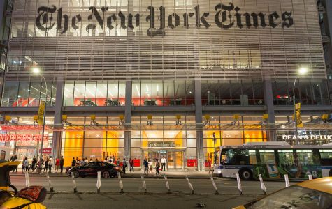 SCHABLIN: The New York Times' endorsement violates journalistic ethics