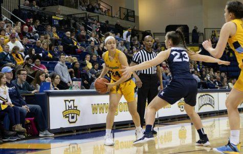 Women's basketball prepares for Sunday matinee against Xavier