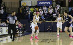 Women's basketball prepares for crucial home game against Villanova