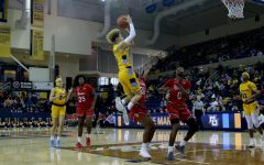 Golden Eagles return to the Al McGuire Center, look for first home win in 2020
