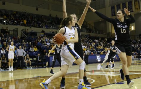 WBB begins road trip with tough test against Butler