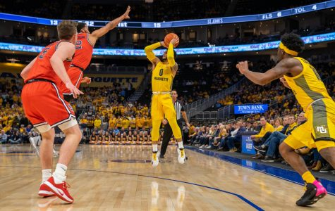 Golden Eagles on longest winning streak of BIG EAST play after beating St. John's