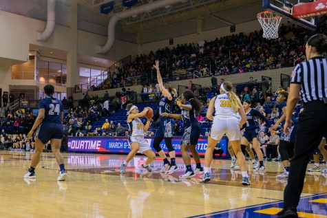Women's basketball tries to keep 'underdog' mentality heading into BIG EAST Tournament