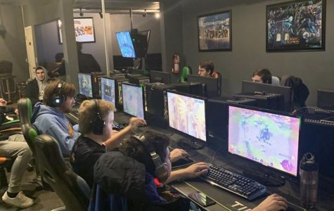 The Marquette esports club is still not a varsity sports program due an issue with finding a sponsor. Photo courtesy of Patrick Glogovsky.