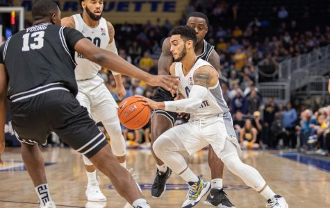Scoring woes, inability to convert down the stretch hands Marquette its second loss in BIG EAST play