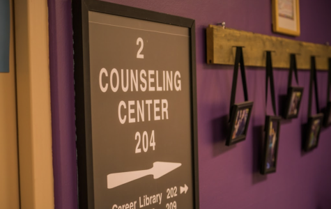 The Counseling Center, located in Holthusen Hall, is not offering physical visits.