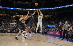 Men's basketball unable to convert in overtime at No. 13 Butler