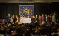 Next Step Clinic, winner of first ever President's Challenge, officially opens