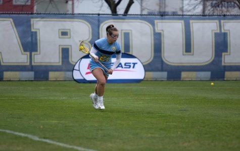 Women's lacrosse falls in season opener to No. 7 Notre Dame