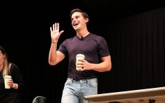 """Queer Eye"" member Antoni Porowski comes to Marquette"